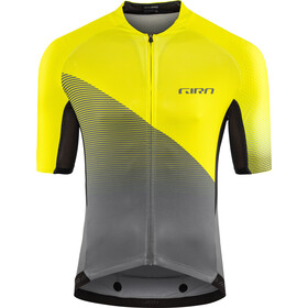 Giro Chrono Pro Jersey Herre citron green shadow